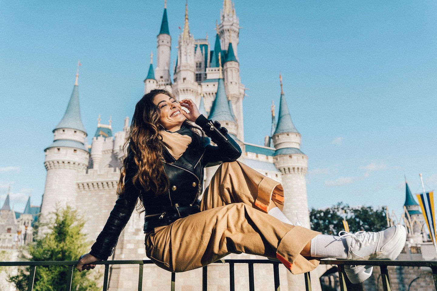 Juliana Paes na Disney